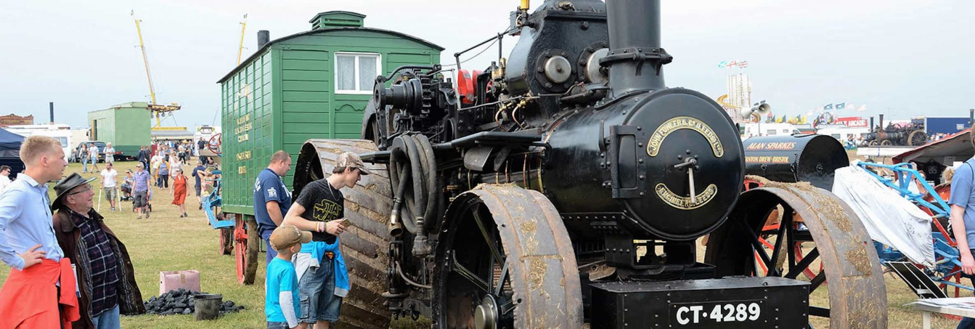 Great-Dorset-Steam-Fair-Steam-Exhibitions-&-Demonstrations-10