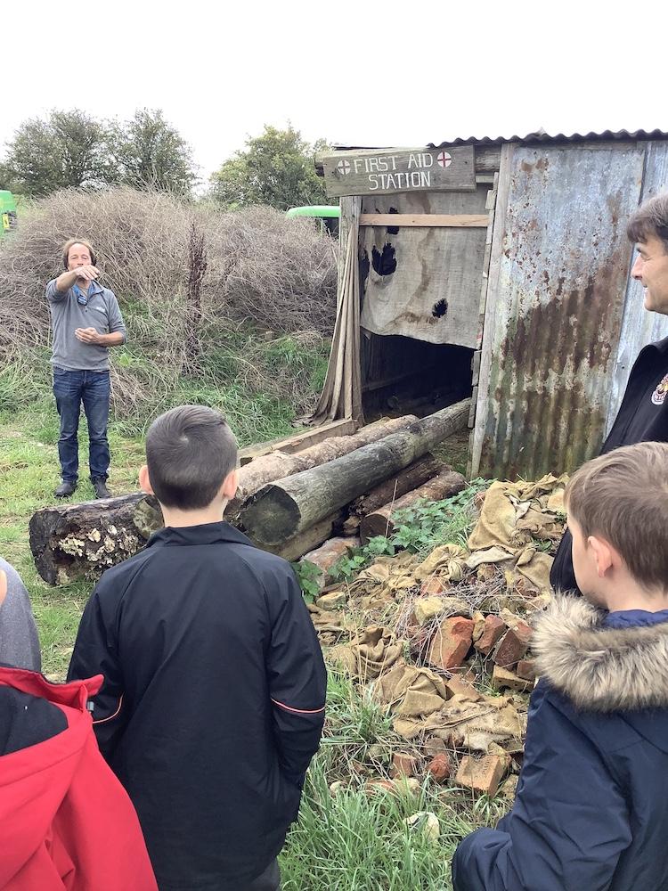 Milldown CE Academy visit GDSF 4