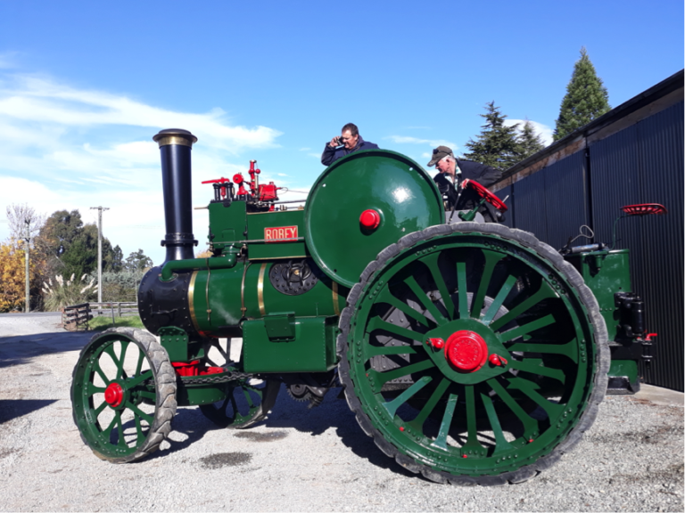 They're On Their Way! New Zealand Engines Bound For Great Dorset Steam Fair