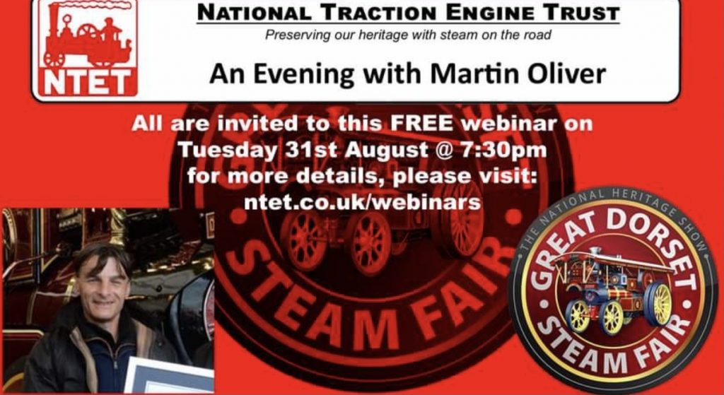 An Evening with Martin Oliver